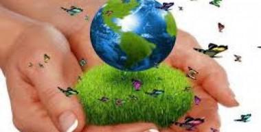 Imagen alegórica al medio ambiente.