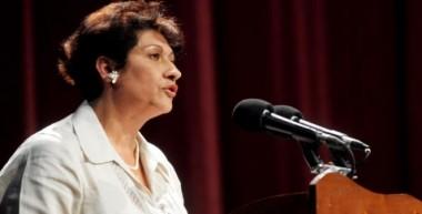 Ena Elsa Velázquez, ministra cubana de Educación