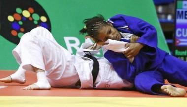 Judoca cubana, Melissa Hurtado