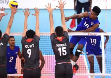 Selección masculina cubana de Voleibol