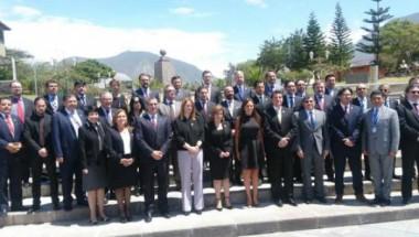 XX Asamblea Plenaria de la Conferencia de Ministros de Justicia de Iberoamérica